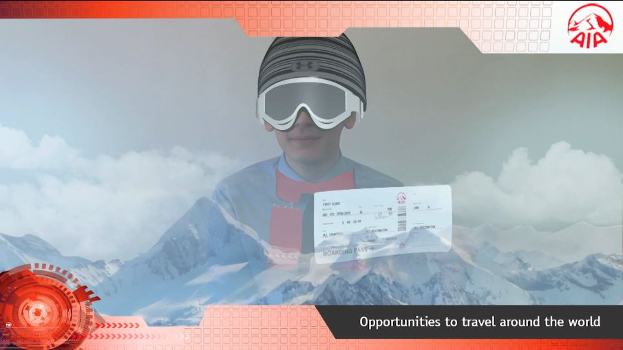 AIA Augmented Reality Photo Booth